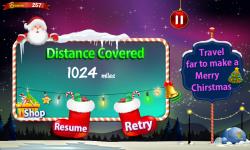 Run Santa Run - Christmas Games screenshot 5/5
