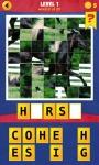 1 Pic 1 Word Puzzle Plus screenshot 3/5