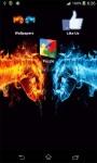 HD Fire Wallpapers screenshot 1/4