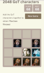 2048 Game of Thrones Edition HD screenshot 1/3