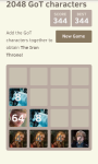 2048 Game of Thrones Edition HD screenshot 3/3