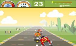 Moto Xtreme II screenshot 1/4