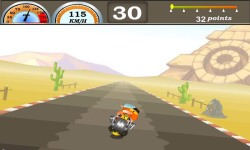 Moto Xtreme II screenshot 2/4
