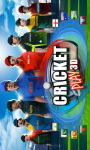 Cricket Play 3D - Live The Game  screenshot 1/6