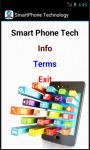 Smartphone Technology screenshot 2/4