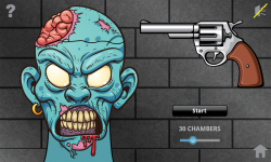 Zombie Russian Roulette Free screenshot 2/3