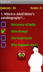 Adolf Hitler Quiz screenshot 3/4