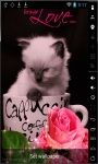 Love From Kitty Live Wallpaper screenshot 1/2
