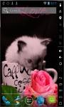 Love From Kitty Live Wallpaper screenshot 2/2