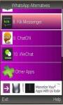 Free Whatsapp Alternatives screenshot 3/3
