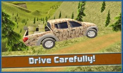 Army Truck Driver Hill Climb screenshot 2/3