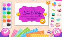 Princesses Tea Party screenshot 1/4