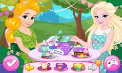Princesses Tea Party screenshot 4/4