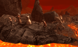 Gargoyle Simulator 3D screenshot 3/6