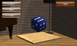 Bones And Dices 3D screenshot 1/6