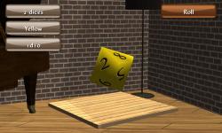 Bones And Dices 3D screenshot 2/6