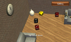 Bones And Dices 3D screenshot 5/6
