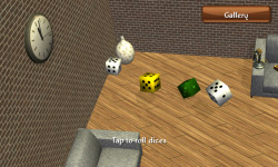 Bones And Dices 3D screenshot 6/6