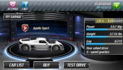 Drag Racing Classic screenshot 2/3