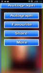 Signex Autograph Maker screenshot 2/3