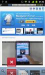 Sleipnir Mobile Web Browser for Android Phone screenshot 1/3