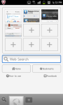 Sleipnir Mobile Web Browser for Android Phone screenshot 3/3