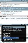 Finance et Investissement screenshot 1/1