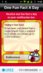 One Fun Fact A Day screenshot 1/6