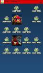 Angry Birds Match Up Game screenshot 3/6