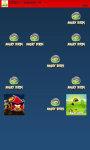 Angry Birds Match Up Game screenshot 5/6