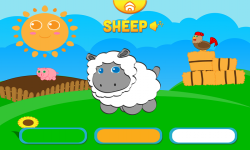 Funny Animals Colors for babies screenshot 1/4