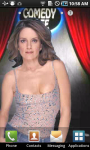 Tina Fey Live Wallpaper screenshot 1/3