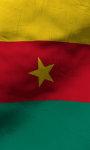 Cameroon flag Free screenshot 4/5