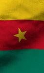 Cameroon flag Free screenshot 5/5