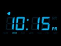Musical Clock Multiple Alarms Free screenshot 1/1