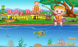 Baby Hazel Fishing Time screenshot 1/6