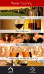 Wine Touring screenshot 1/1