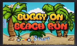 Beach Buggy on Run game screenshot 1/3