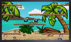 Beach Buggy on Run game screenshot 2/3