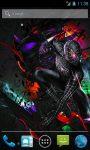 Colorful Spiderman Live Wallpaper screenshot 1/4