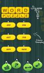 Word Jigsaw Puzzle screenshot 1/6