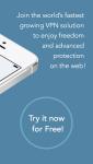 ZenMate VPN for iOS 8 screenshot 4/6