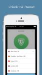 ZenMate VPN for iOS 8 screenshot 5/6