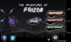 The Adventures of Frizbo screenshot 1/6