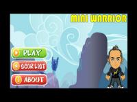 Mini Warriors Adventure screenshot 1/4