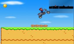 Super Mario Moto screenshot 2/3