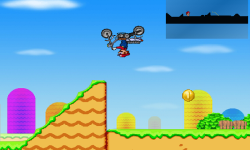 Super Mario Moto screenshot 3/3