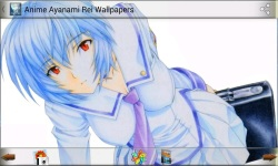 Anime Ayanami Rei Wallpapers screenshot 1/3