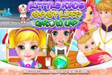 Little Kids Baby Life Grow Ups screenshot 1/4