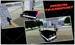 Police Van Prisoner Transport screenshot 3/5